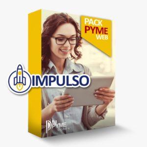 Diseño Pagina Web PYME IMPULSO Digitaliza tu PYME Chile